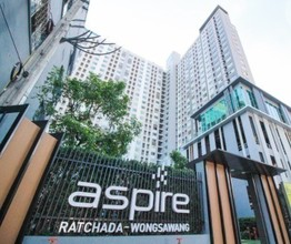 Located in the same area - Aspire Ratchada - Wongsawang