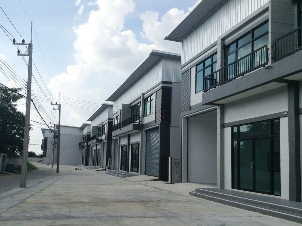 Продажа или аренда: Склад 504 кв.м. в районе Sam Phran, Nakhon Pathom, Таиланд | Ref. TH-BGYRVSUW