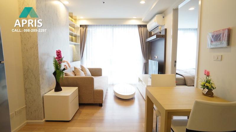 15 Sukhumvit Residences - For Sale 1 Bed Condo Near BTS Nana, Bangkok, Thailand | Ref. TH-GUIGVZVR