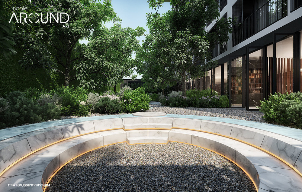 Noble Around Ari - For Sale 2 Beds Condo Near BTS Ari, Bangkok, Thailand | Ref. TH-LEWTJENP