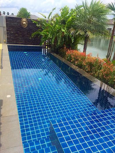 For Rent 3 Beds コンド in Thalang, Phuket, Thailand   Ref. TH-PEZLEUFZ