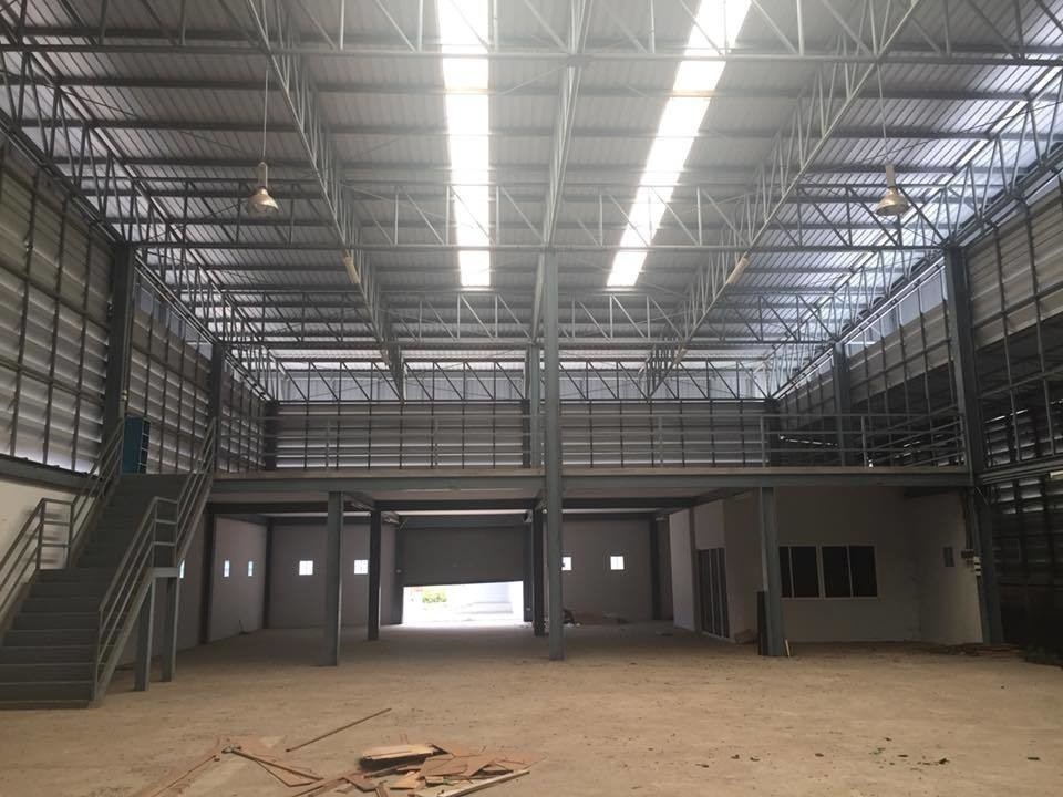 For Sale or Rent Warehouse 756 sqm in Sattahip, Chonburi, Thailand | Ref. TH-XEVZTLSW