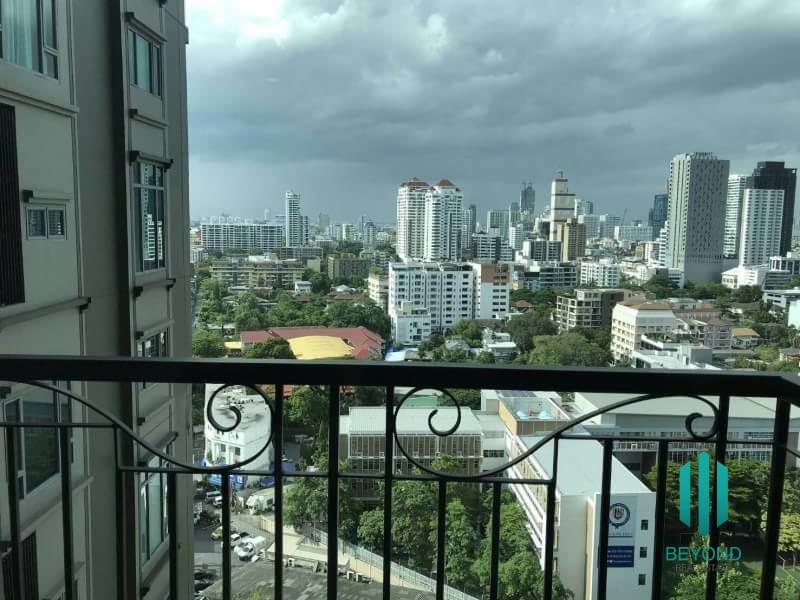 The Crest Sukhumvit 34 - For Rent 1 Bed コンド in Khlong Toei, Bangkok, Thailand   Ref. TH-ZFEOTQAN