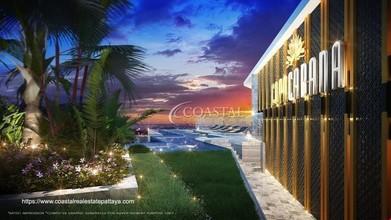 Located in the same area - Copacabana Beach Jomtien