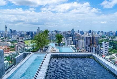 For Sale or Rent 1 Bed Condo Near MRT Sam Yan, Bangkok, Thailand