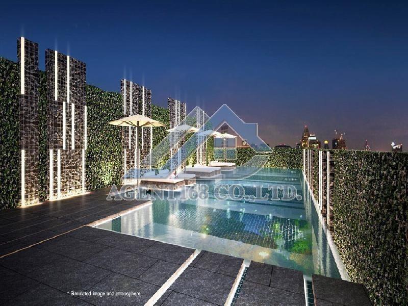 LIV @5 - В аренду: Кондо c 1 спальней возле станции BTS Nana, Bangkok, Таиланд | Ref. TH-CZXVGLGN