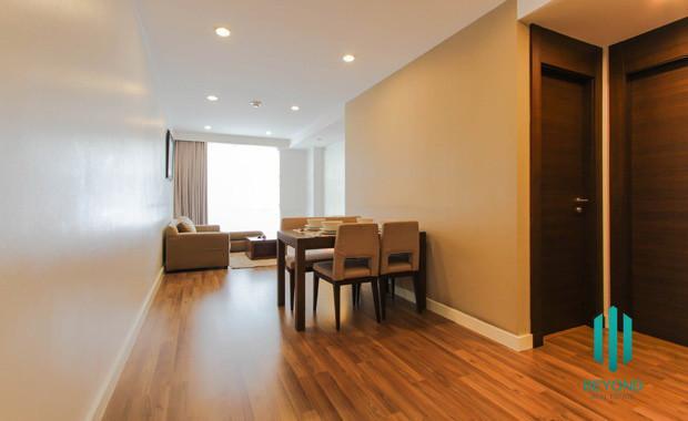 Tanida Residence - В аренду: Кондо с 2 спальнями возле станции BTS Surasak, Bangkok, Таиланд | Ref. TH-RDDBDMXC