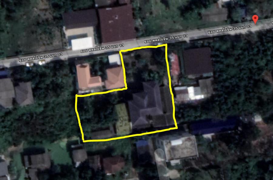 For Sale Land 1-1-53 rai in Chatuchak, Bangkok, Thailand | Ref. TH-MFUUIBLR