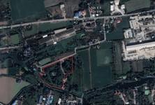 For Sale Land 5-3-56 rai in Sam Khok, Pathum Thani, Thailand
