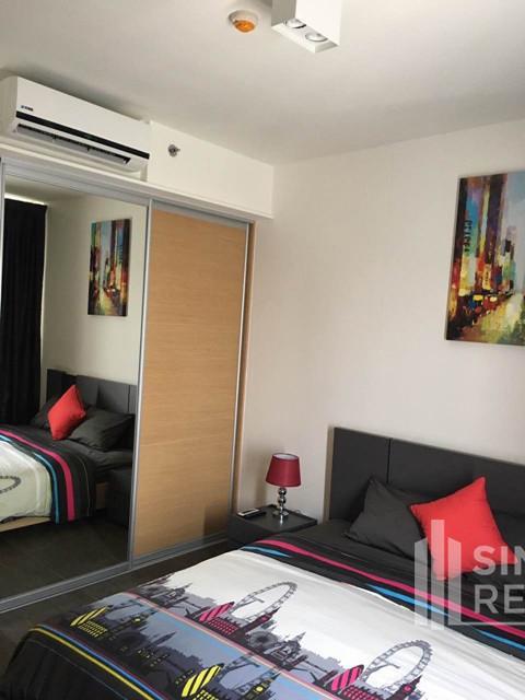 The Lofts Ekkamai - Продажа: Кондо c 1 спальней возле станции BTS Ekkamai, Bangkok, Таиланд   Ref. TH-RRLIDSNO