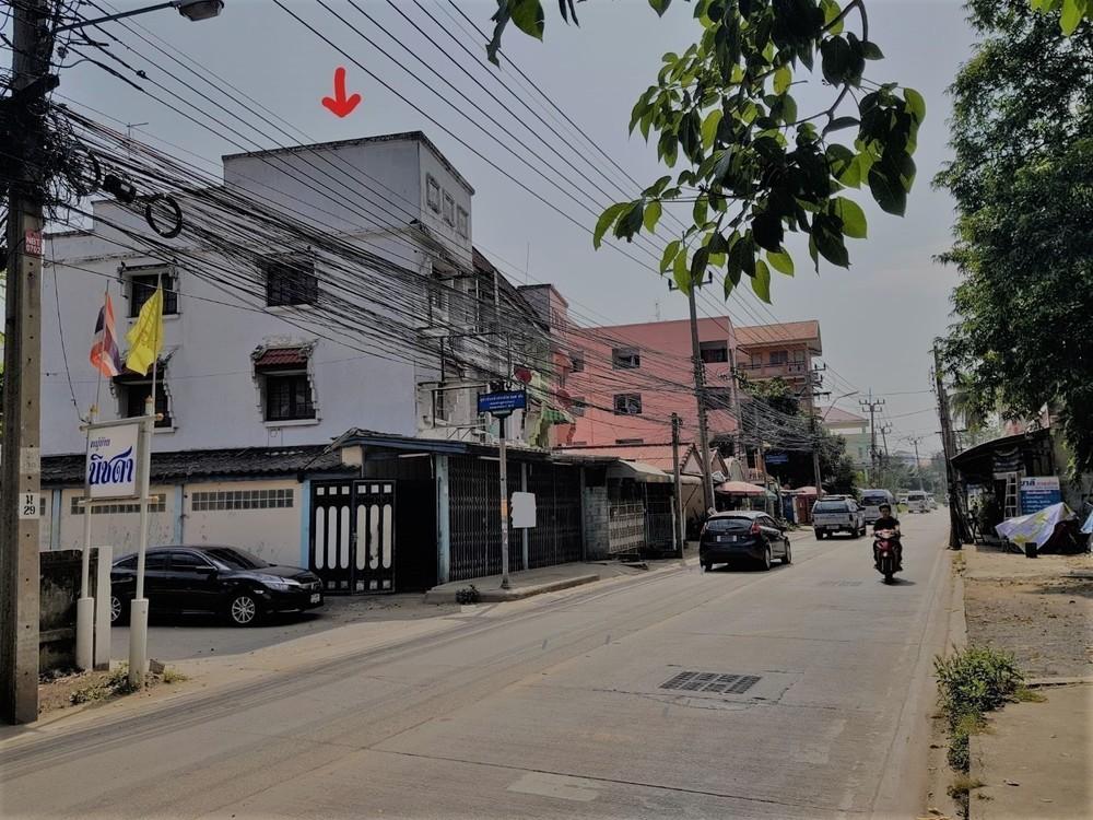 For Rent 3 Beds Shophouse in Pak Kret, Nonthaburi, Thailand   Ref. TH-TNJZTCQO
