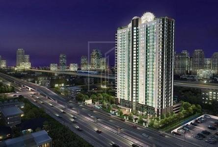 For Rent 1 Bed Condo Near MRT Phraram Kao 9, Bangkok, Thailand