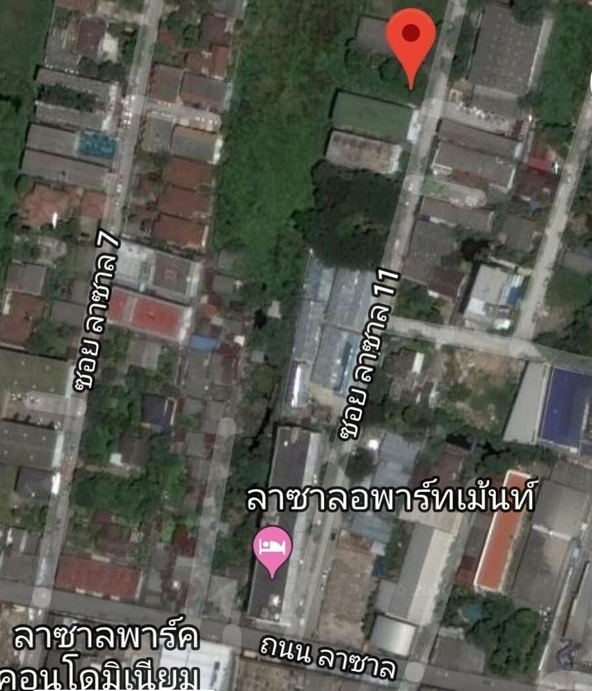 For Sale Land 0-1-14 rai in Bang Na, Bangkok, Thailand | Ref. TH-POVTFLYT