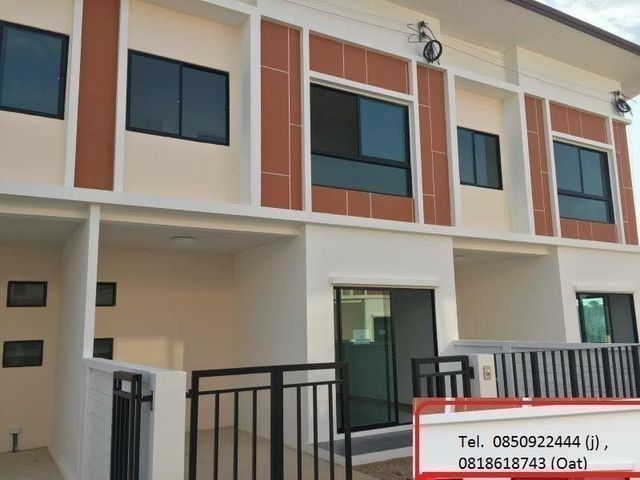 For Rent 4 Beds Townhouse in Ban Pho, Chachoengsao, Thailand | Ref. TH-WEXSJLPM