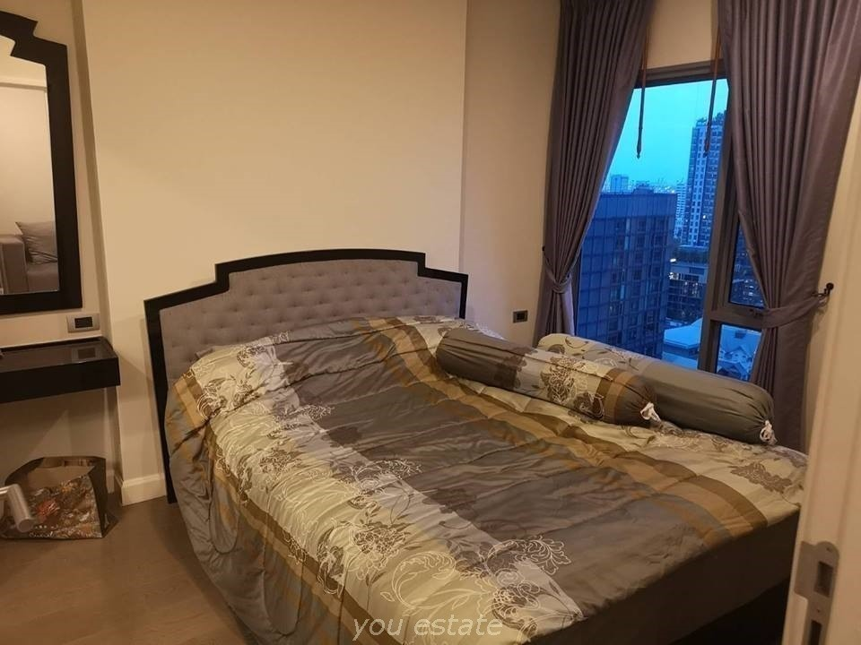 The Crest Sukhumvit 34 - For Sale or Rent 1 Bed Condo in Khlong Toei, Bangkok, Thailand | Ref. TH-GBWGYTDJ