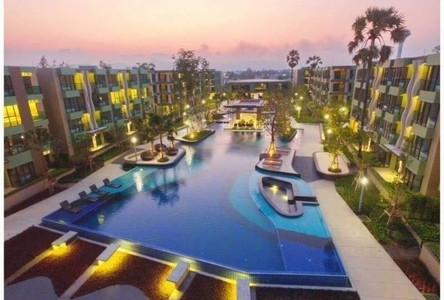 For Rent 1 Bed Condo in Cha Am, Phetchaburi, Thailand