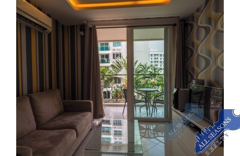 Paradise Park - For Sale 1 Bed Condo in Bang Lamung, Chonburi, Thailand | Ref. TH-MLRZSHGR
