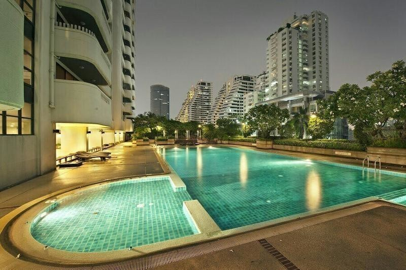 Centre Point Residence Phrom Phong - For Rent 4 Beds Condo in Watthana, Bangkok, Thailand | Ref. TH-JYFPATAT