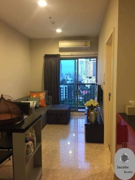 The Crest Sukhumvit 34 - Продажа или аренда: Кондо c 1 спальней в районе Khlong Toei, Bangkok, Таиланд | Ref. TH-YDEFCUIK