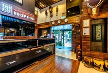 For Sale or Rent Hotel 112 rooms in Chatuchak, Bangkok, Thailand