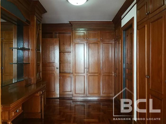 Raj Mansion - В аренду: Кондо с 4 спальнями в районе Khlong Toei, Bangkok, Таиланд | Ref. TH-ZYEJOMIN