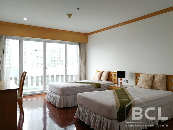 จีเอ็ม ทาวเวอร์ - ให้เช่า คอนโด 3 ห้องนอน วัฒนา กรุงเทพฯ | Ref. TH-EJPHWLIL