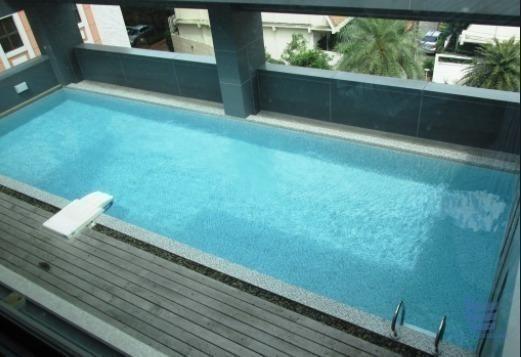 CG CASA Apartment - В аренду: Кондо c 1 спальней в районе Khlong Toei, Bangkok, Таиланд | Ref. TH-VJJTAYXJ