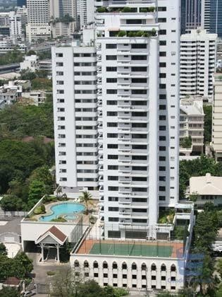 Charan Tower - В аренду: Кондо с 4 спальнями возле станции BTS Phrom Phong, Bangkok, Таиланд | Ref. TH-TZISMGSU