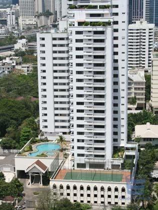 Charan Tower - For Rent 5 Beds コンド Near BTS Phrom Phong, Bangkok, Thailand | Ref. TH-EDAZVKKB