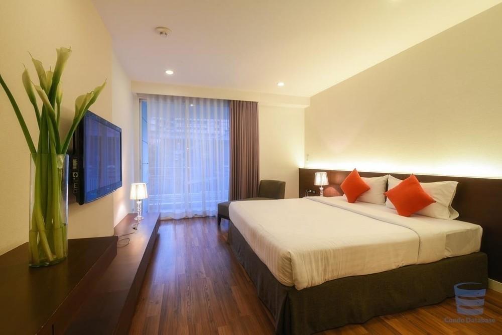 Tanida Residence - В аренду: Кондо 31 кв.м. возле станции BTS Surasak, Bangkok, Таиланд   Ref. TH-ZXZQYHIJ