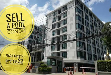 For Rent 2 Beds コンド in Bang Na, Bangkok, Thailand