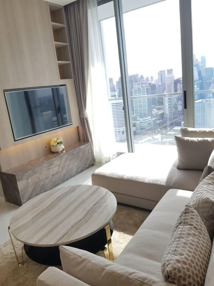 Hyde Sukhumvit 11 - For Rent 2 Beds Condo Near BTS Nana, Bangkok, Thailand   Ref. TH-FWSUTQSY