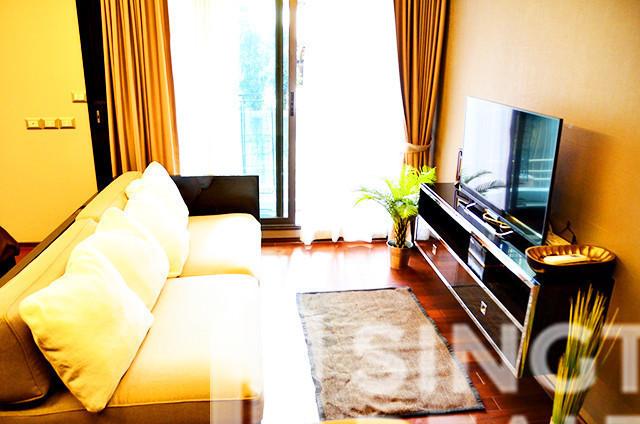 The Address Sukhumvit 61 - For Rent 1 Bed Condo Near BTS Ekkamai, Bangkok, Thailand   Ref. TH-JOCNZUGQ