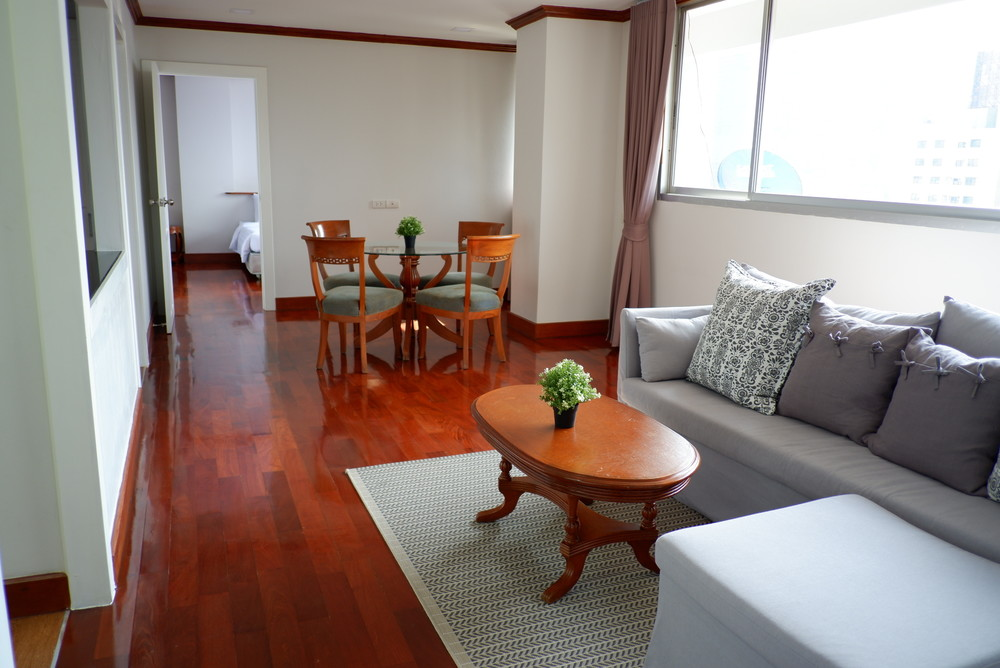 First Tower - For Rent 2 Beds Condo in Watthana, Bangkok, Thailand | Ref. TH-INKIIGOC