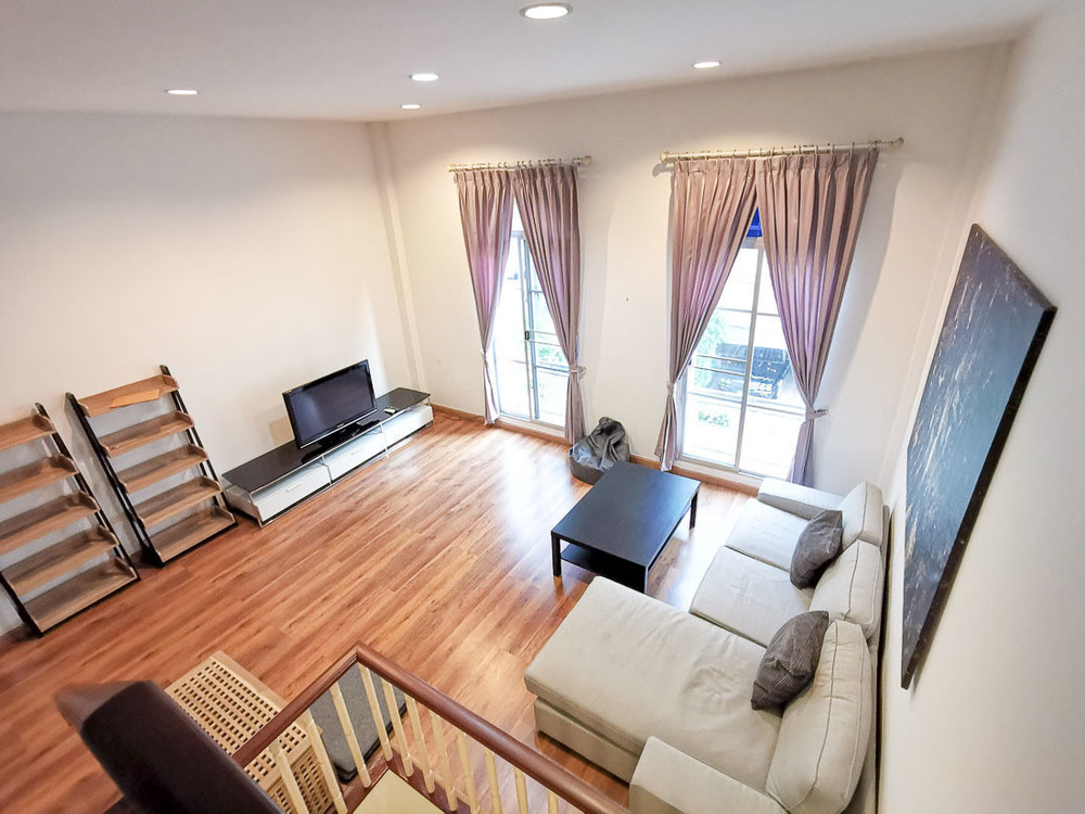 Rhythm Sukhumvit 36 - 38 - For Sale or Rent 3 Beds Townhouse Near BTS Thong Lo, Bangkok, Thailand | Ref. TH-TPKSUBSC