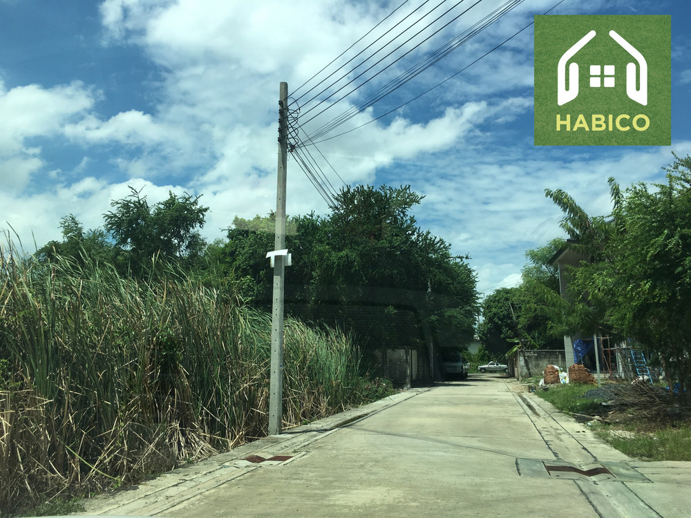 For Sale Land 147 sqwa in Bang Na, Bangkok, Thailand | Ref. TH-FMSQPXPI