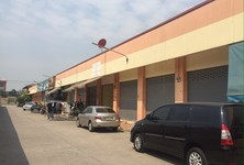 For Rent Shophouse 60 sqm in Sam Phran, Nakhon Pathom, Thailand