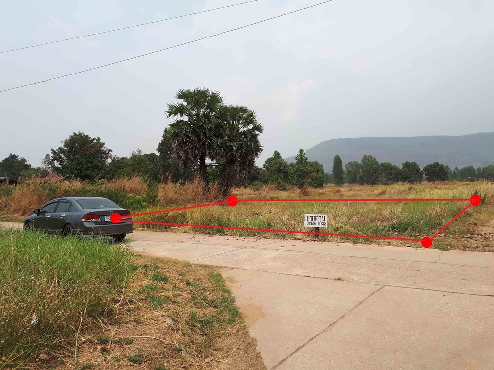 For Sale Land 1 ngaan in Wang Thong, Phitsanulok, Thailand | Ref. TH-ZJJOCQPE