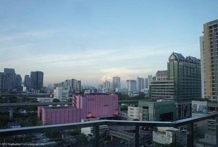 For Rent 1 Bed コンド Near MRT Phetchaburi, Bangkok, Thailand