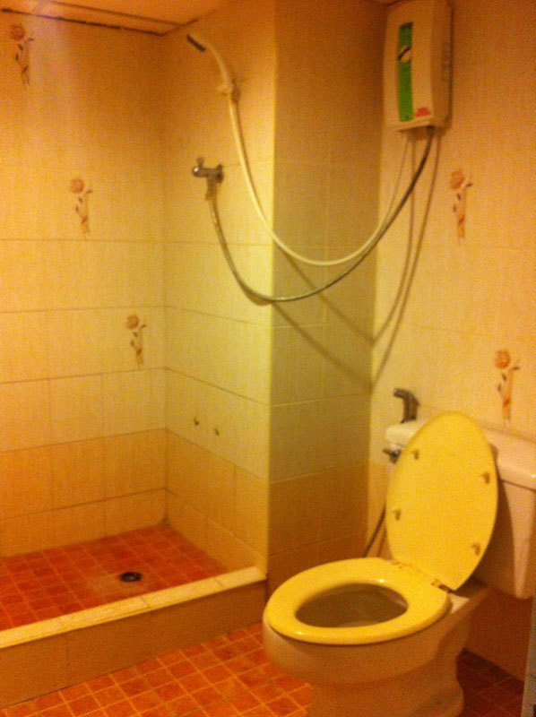 City Villa - For Rent Condo 32 sqm in Wang Thonglang, Bangkok, Thailand | Ref. TH-LEHUJSDN