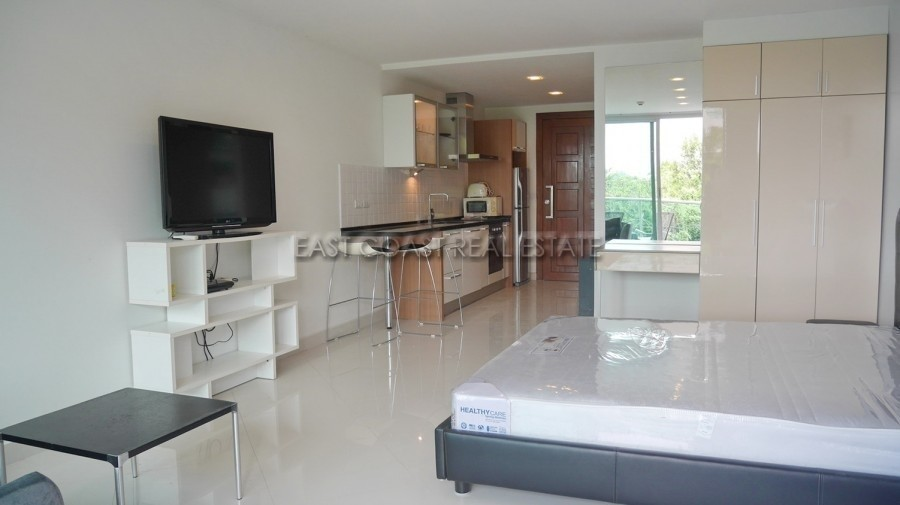 Laguna Heights - For Sale or Rent Condo 46 sqm in Bang Lamung, Chonburi, Thailand | Ref. TH-DMSPJQQD