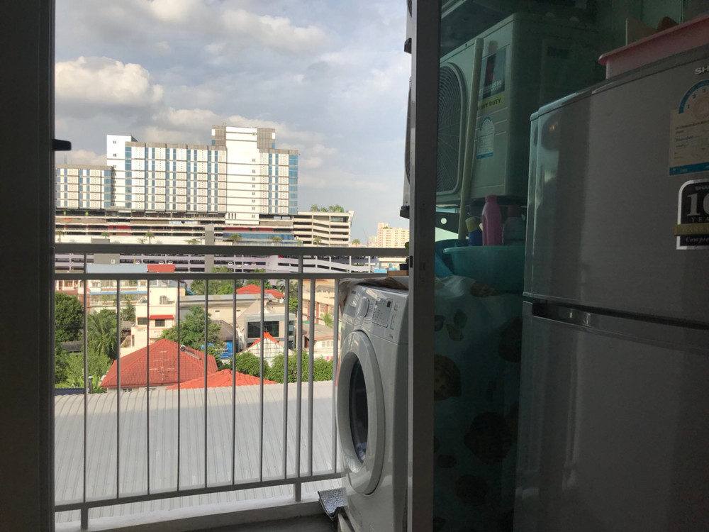 The Maple@Ratchada 19 - For Sale 1 Bed コンド Near MRT Ratchadaphisek, Bangkok, Thailand | Ref. TH-DFMPZOWN