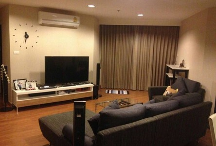 For Rent 3 Beds Condo Near MRT Phra Ram 9, Bangkok, Thailand