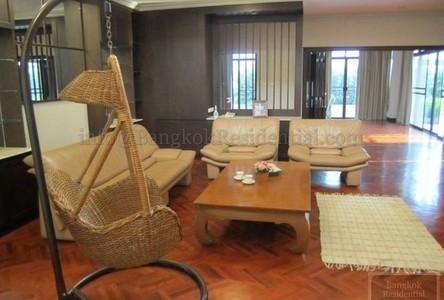 For Rent 4 Beds Condo Near MRT Phetchaburi, Bangkok, Thailand