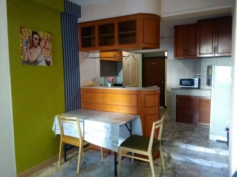 Ruenrudee Condominium - Продажа или аренда: Кондо c 1 спальней возле станции BTS Phloen Chit, Bangkok, Таиланд | Ref. TH-POBDKFSD
