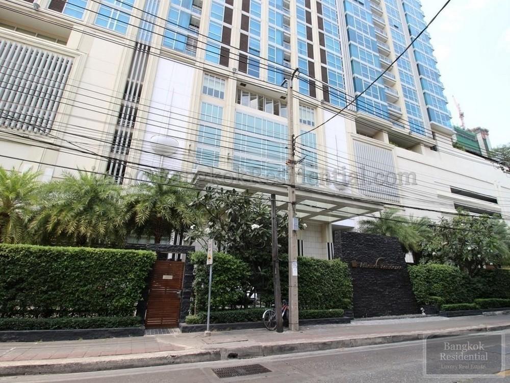 Athenee Residence - For Rent 3 Beds Condo Near BTS Phloen Chit, Bangkok, Thailand | Ref. TH-ZVBMZOCA