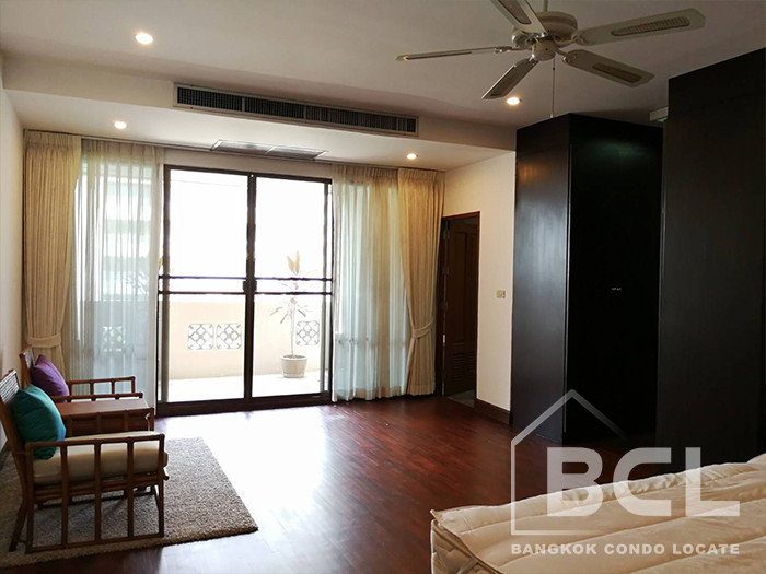 Raintree Village Apartment - For Rent 3 Beds コンド Near BTS Phrom Phong, Bangkok, Thailand | Ref. TH-EHXYHZII