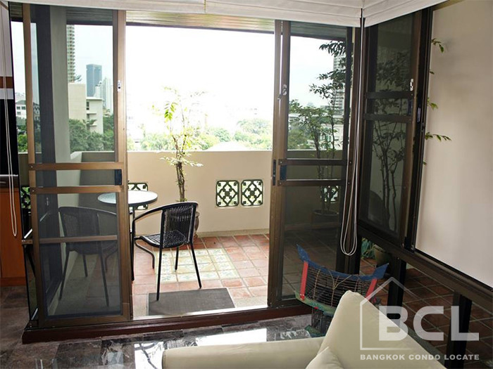 Raintree Village Apartment - For Rent 3 Beds Condo Near BTS Phrom Phong, Bangkok, Thailand | Ref. TH-ALGOHLIF