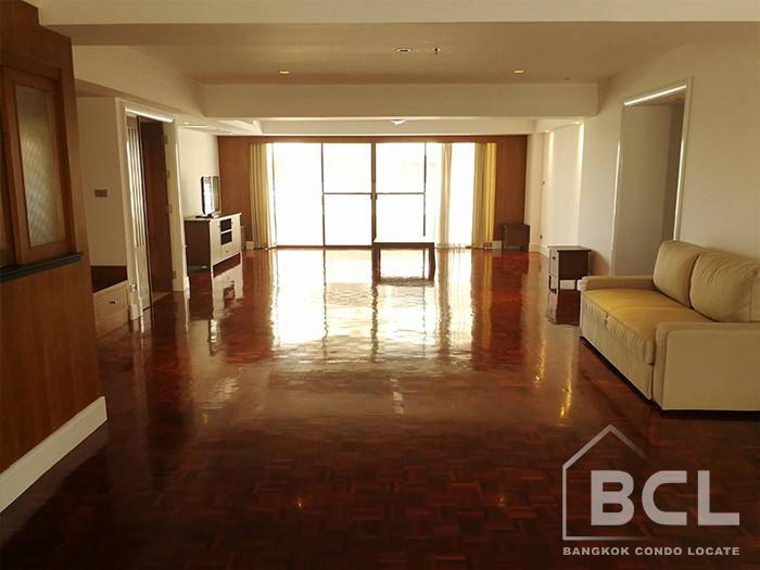 Phirom Garden Residence - For Rent 4 Beds Condo Near BTS Phrom Phong, Bangkok, Thailand | Ref. TH-AMWFYTMO