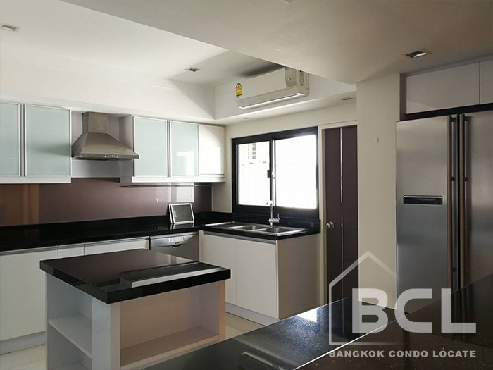 Phirom Garden Residence - For Rent 4 Beds Condo Near BTS Phrom Phong, Bangkok, Thailand | Ref. TH-VABEQXAS
